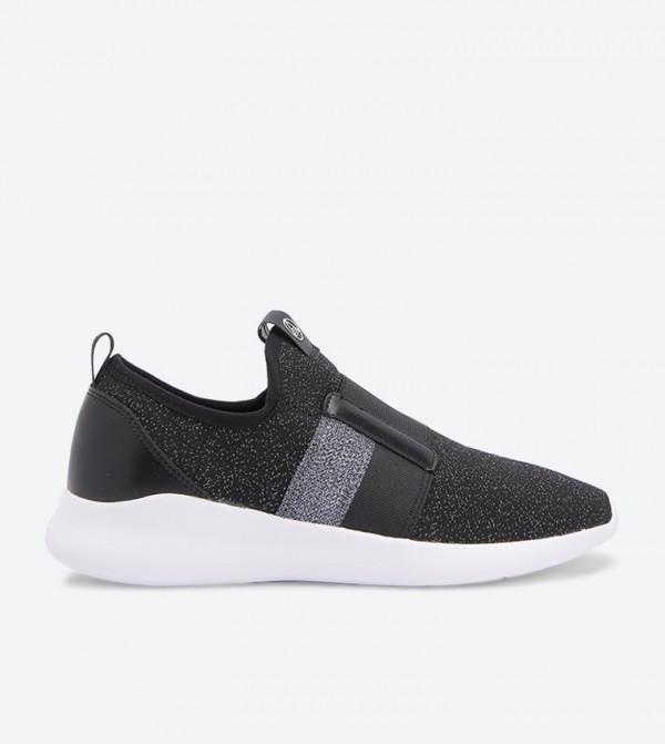 حذاء إوينا سهل الإرتداء لون أسود