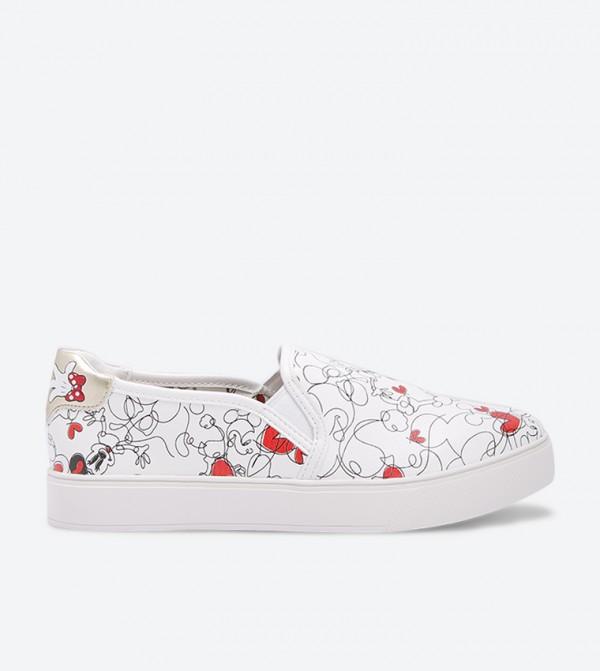 حذاء تروأورجينال سهل الإرتداء لون أبيض