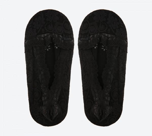 Gwoama Socks - Black