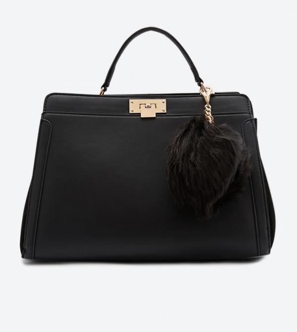 حقيبة كراويليل بلون أسود