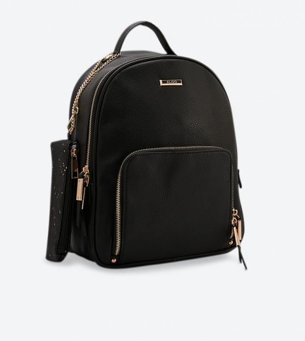 حقيبة ظهر إبراليسي بلون أسود