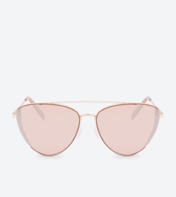 نظارة شمسية ليجاراندرا على شكل أفياتور - بيج