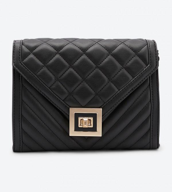حقيبة اولاردوريث بتصميم مبطن لون أسود