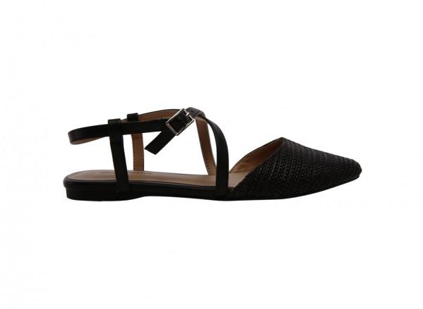 Sport Fashion Black Shoes-30110201-FROGAUT