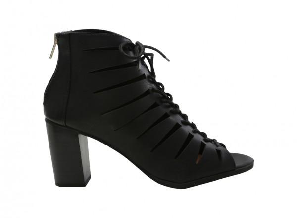 Adroelle Black High Heel