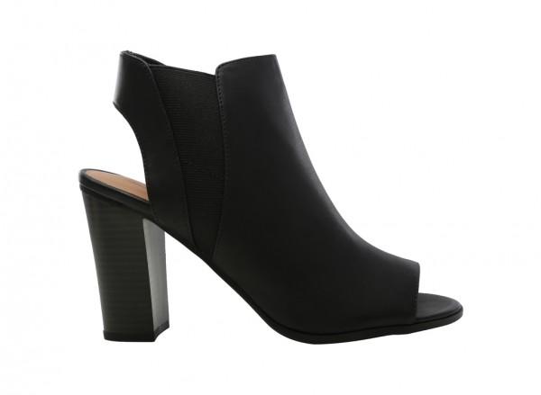 حذاء أسود بكعب عالي - كادويا