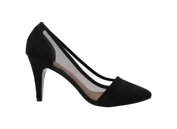 Laroesien Black High Heel