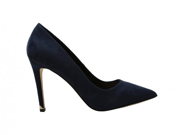 Nusa Blue High Heel