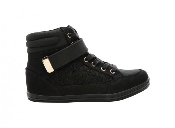Eressi Black Sneakers