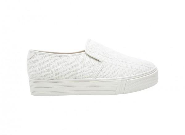 Glealla White  Shoes