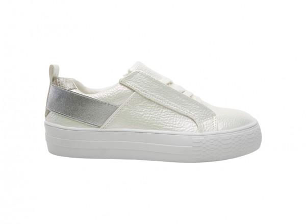 Gloclya White  Shoes