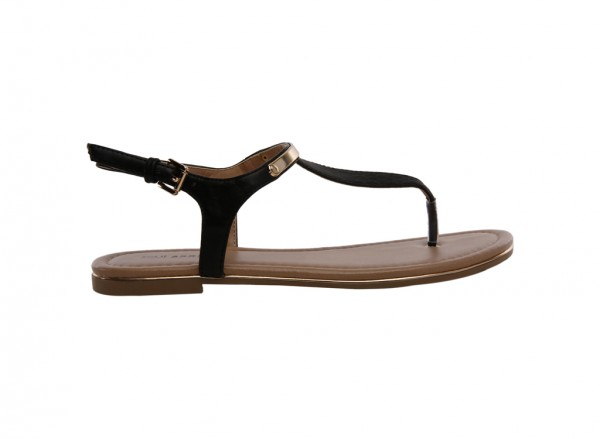Sport Fashion Black Sandals-30120201-GWALEVIEL