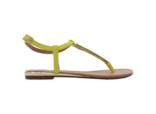 Gwayrien Yellow Thong