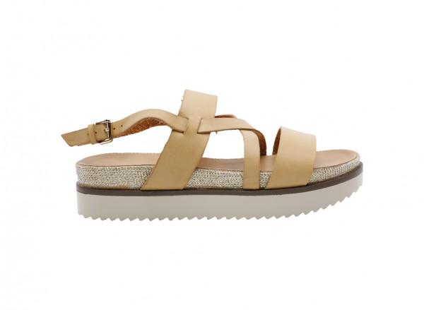 Nydudda Beige  Sandals