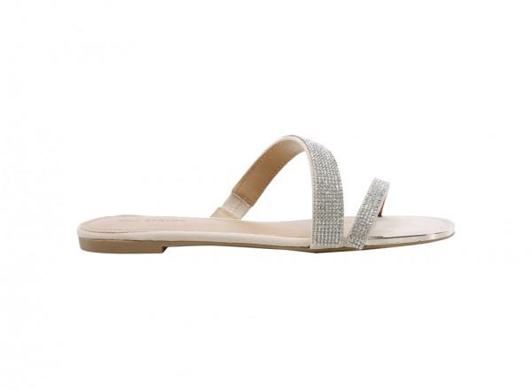 Stava Beige  Sandals