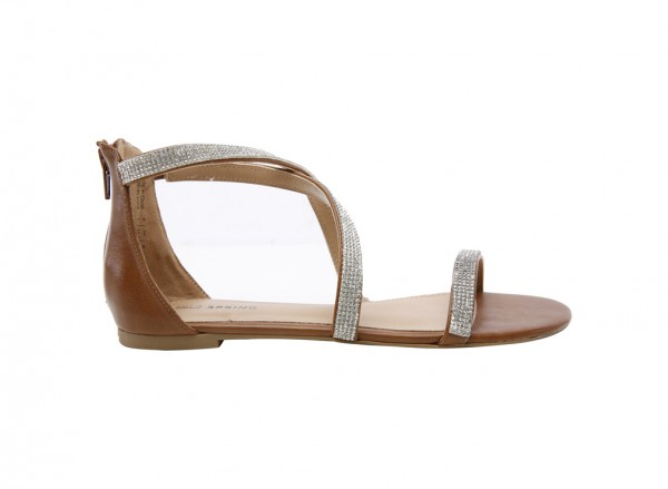 Touraz Brown Sandals