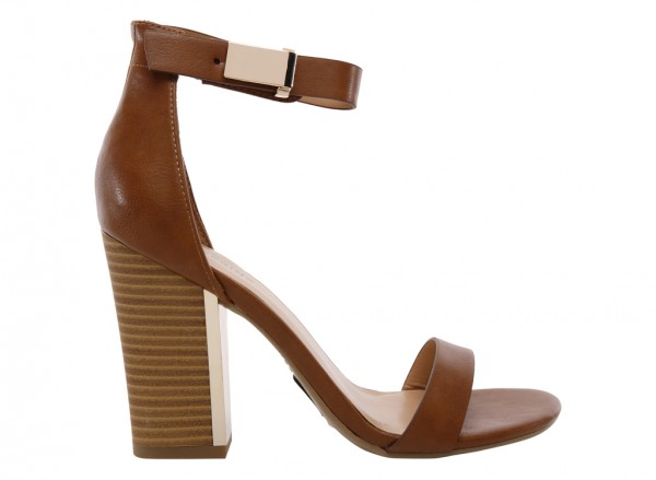City Fashion Brown Sandals