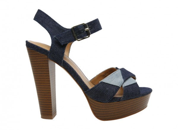 Shefford Blue  Sandals
