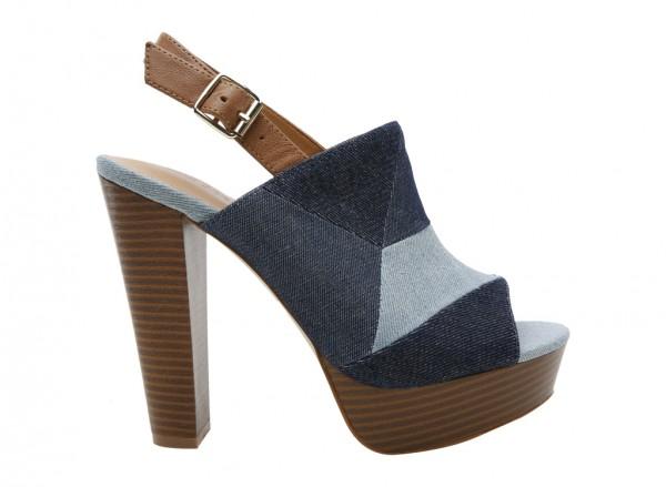 Wittenberg Blue  Sandals