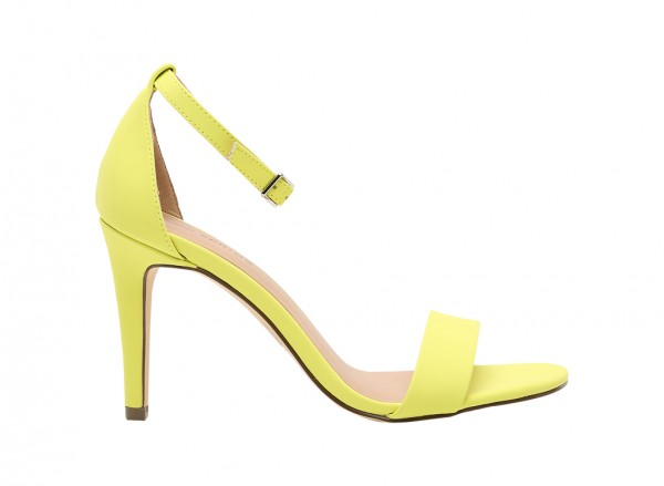 Waylanda Yellow  Sandals