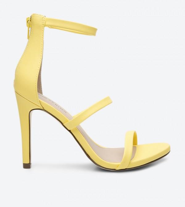 Astoelian Sandals - Yellow