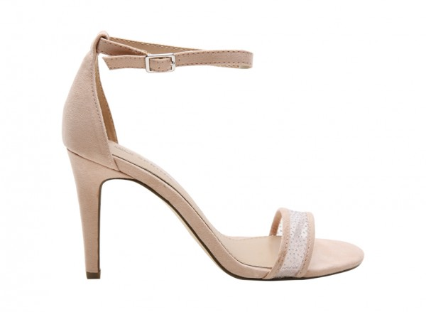 Caulle Pink High Heel
