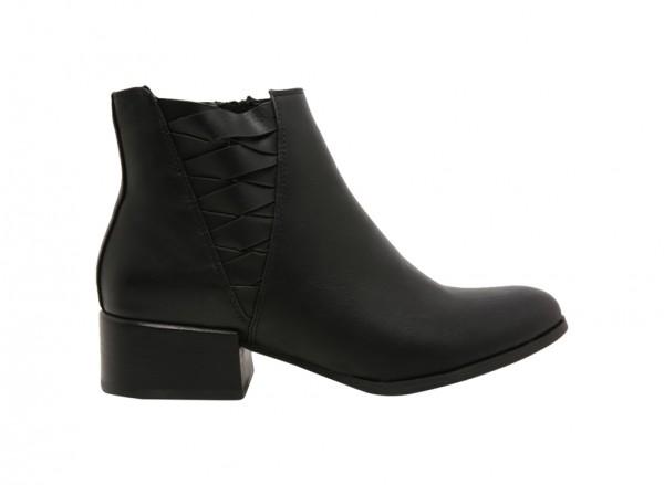 حذاء بوت اونيلان أسود