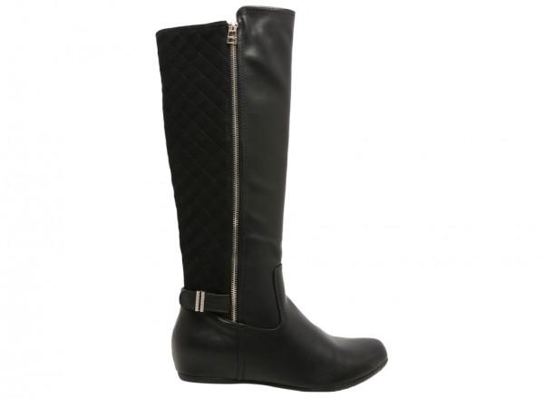 حذاء بوت كاديليري أسود