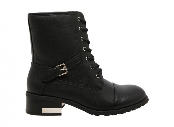 حذاء بوت كيريرون أسود