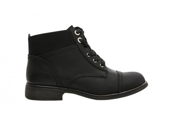 حذاء بوت جواليسا أسود