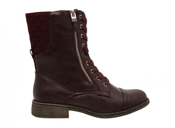 Quasano Boots - Purple