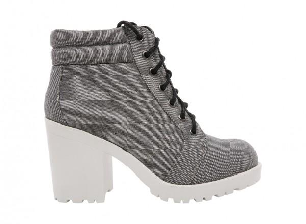 City Fashion Black Boots