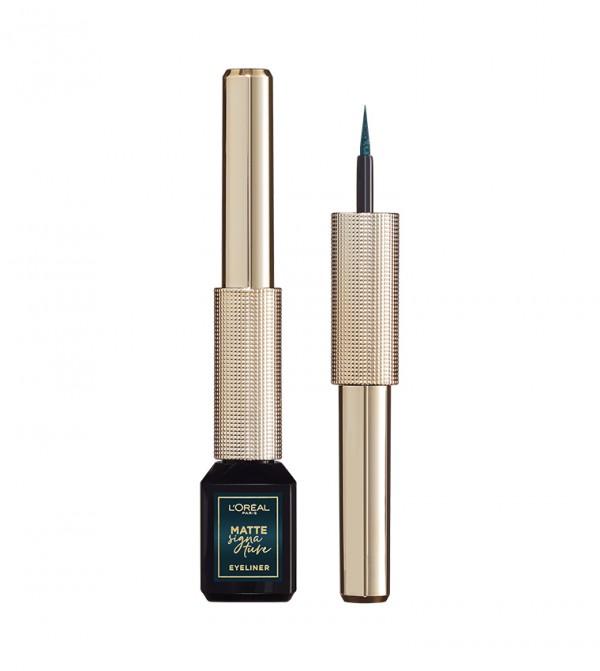 L'Oreal Paris, Matte Signature Eyeliner 04 Emerald