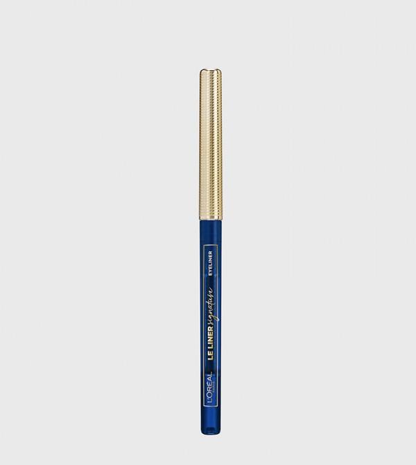 L'Oreal Paris, Le Liner Signature 02 Blue Jersey