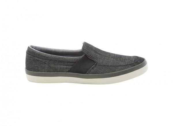 حذاء أسود سهل الارتداء - إيليان