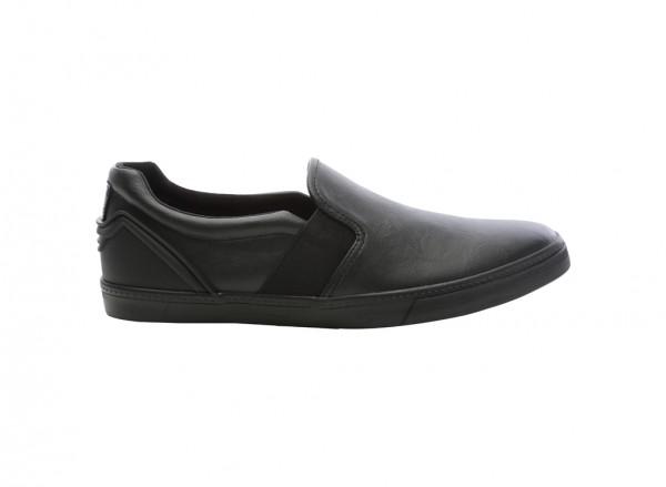 Etunia Black Loafers