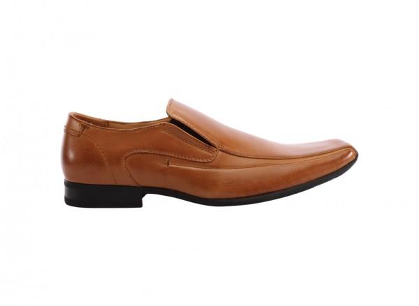 Dress Basic Brown Shoes-30210702-CILARIEN
