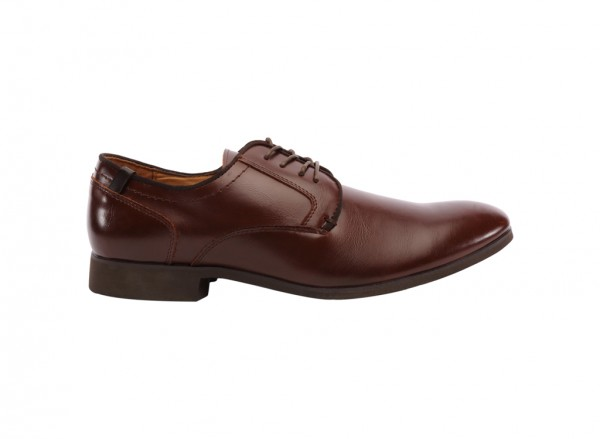 Dress Fashion Brown Shoes-30210801-KENDRYK