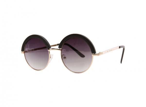 Franzine Black  Sunglasses
