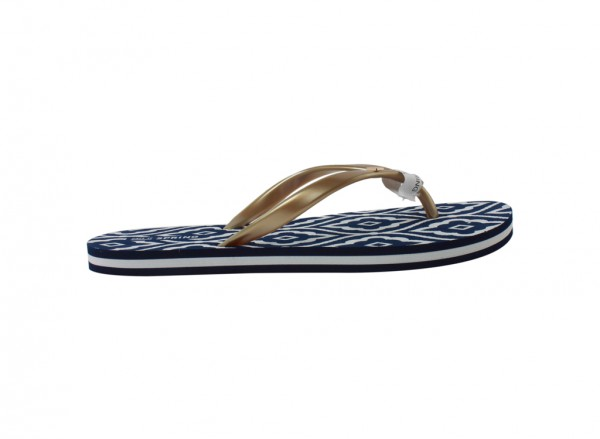 Orable Navy Flip Flops