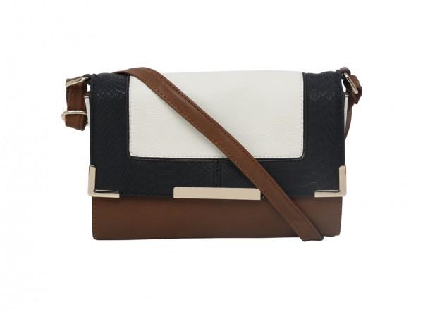 Ketchum Brown Cross Body Bag