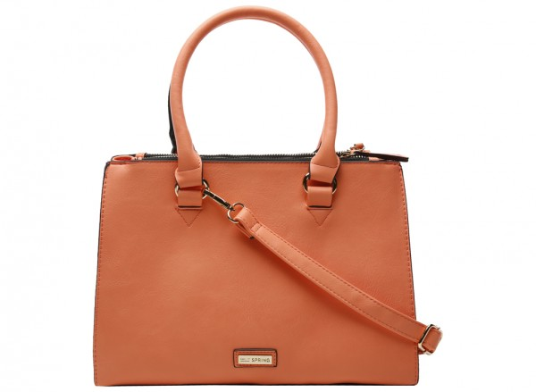 Stallings Peach Handbags