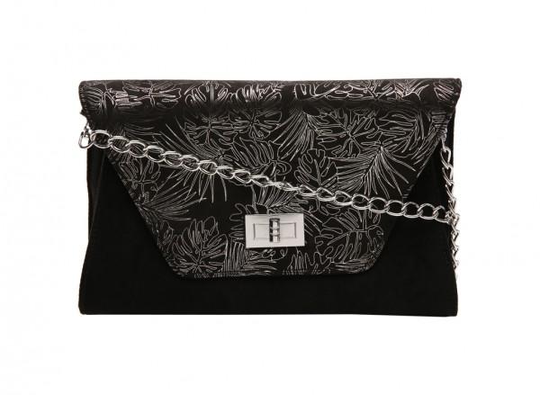 Bacae Black Cross Body Bag