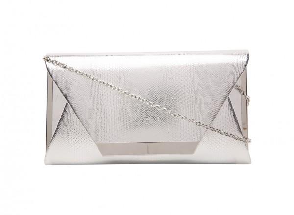 Alyseum Silver Shoulder Bags