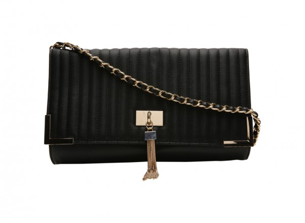 Bok Black Cross Body Bag
