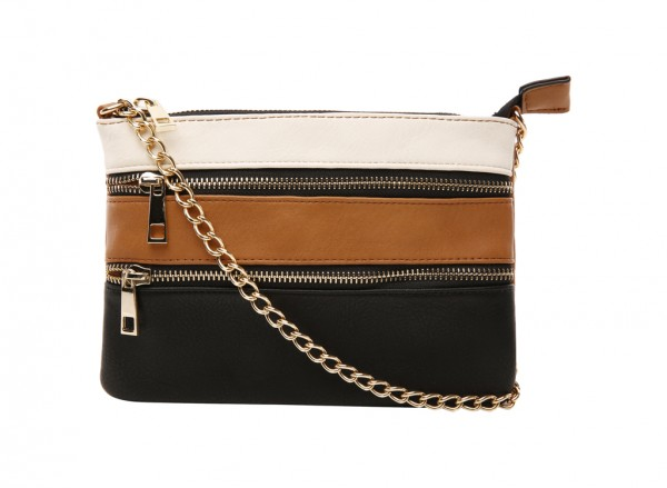 Erroole Black Cross Body Bag
