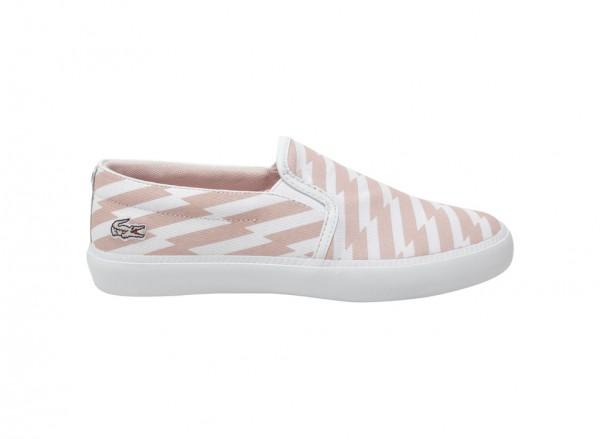 Gazon Pink Slip-Ons
