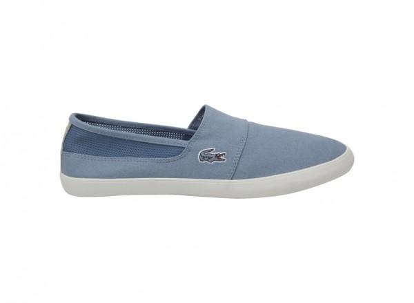 Marice Blue Slip-Ons