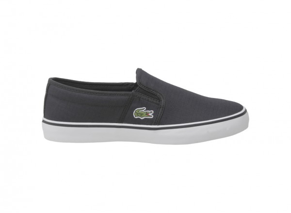 Gazon Black Slip-Ons-32SPW0111-024