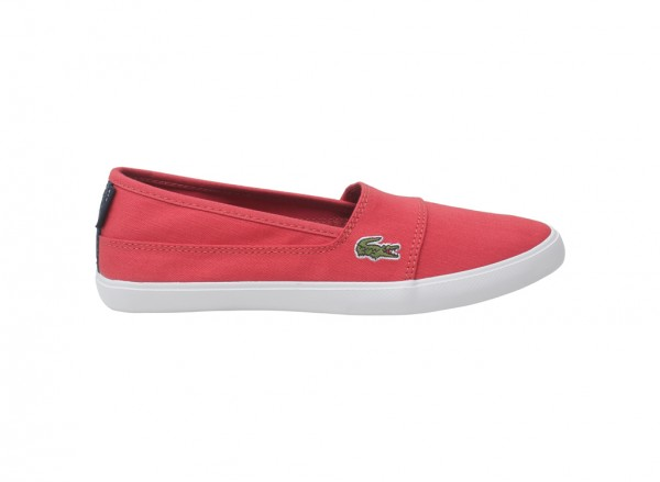 Marice Red Slip-Ons